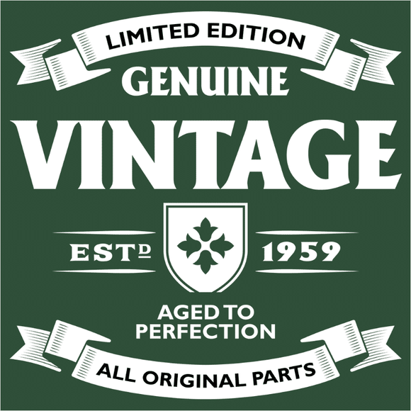 Aged to Perfection - 1959 - (DSN-10085)