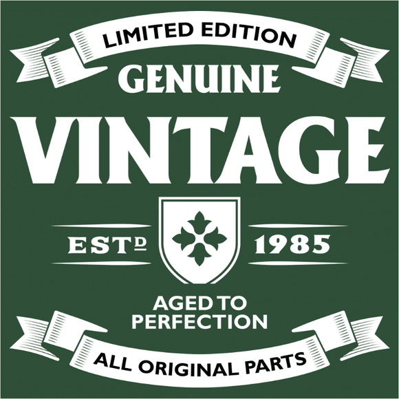 Aged to Perfection - 1985 - (DSN-10111)