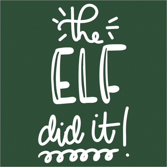 The Elf Did It - (DSN-15197)