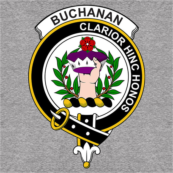Scottish Clan Crest Badge Buchanan - (DSN-11934)