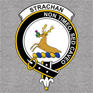 Scottish Clan Crest Badge Strachan - (DSN-12200)