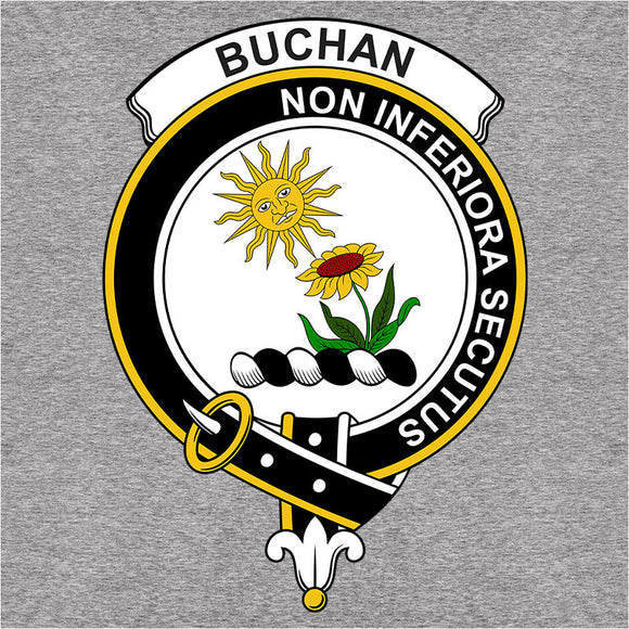 Scottish Clan Crest Badge Buchan - (DSN-11933)