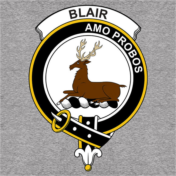 Scottish Clan Crest Badge Blair - (DSN-11923)