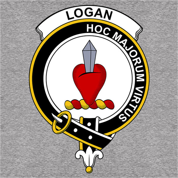 Scottish Clan Crest Badge Logan - (DSN-12063)