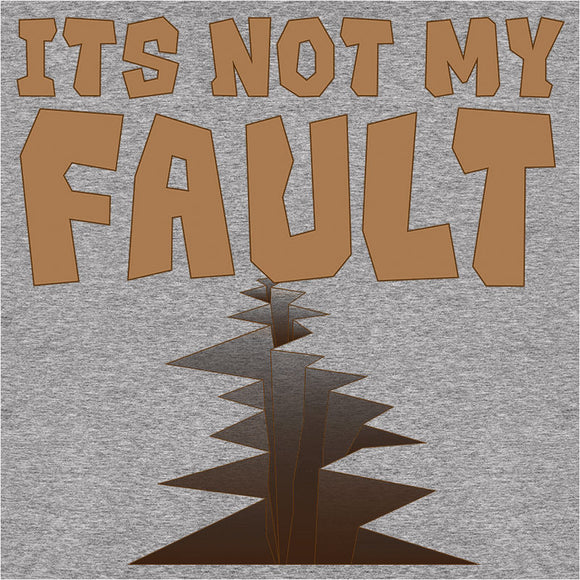 It's Not My Fault - (DSN-10344)