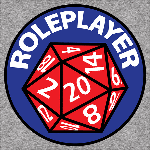 Roleplayer Badge - (DSN-20109)