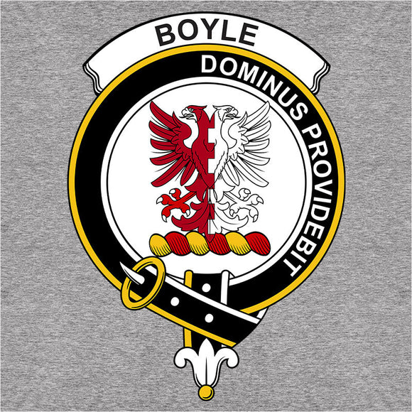 Scottish Clan Crest Badge Boyle - (DSN-11928)