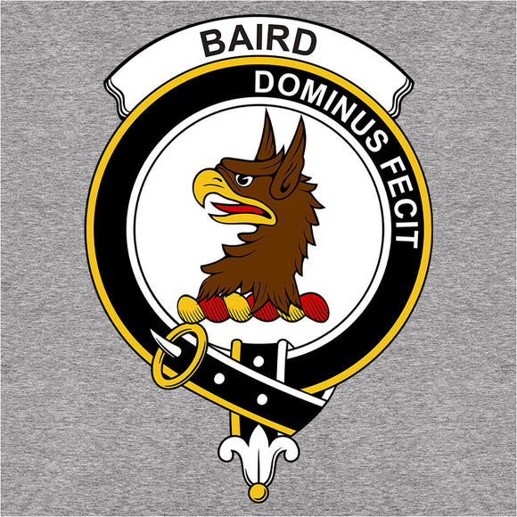 Scottish Clan Crest Badge Baird - (DSN-11910)