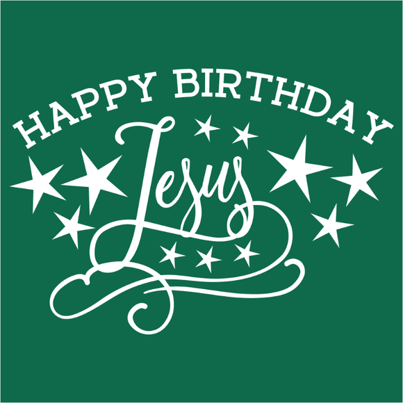 Happy Birthday Jesus - (DSN-17544)