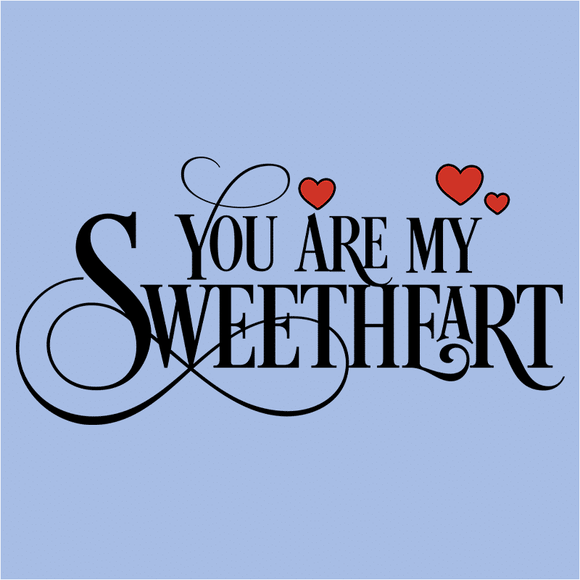 You Are My Sweetheart - (DSN-17809)