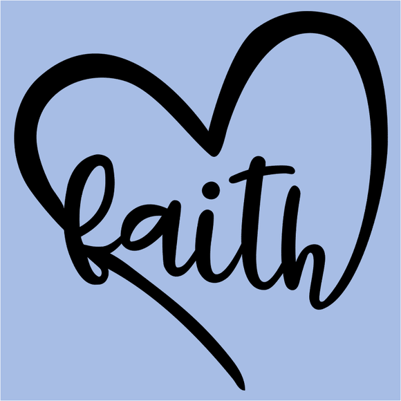 Faith Heart - (DSN-17535)