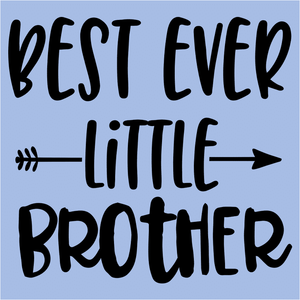 Best Ever Little Brother Arrow - (DSN-14863)