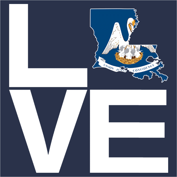 LOVE Louisiana - (DSN-14761)