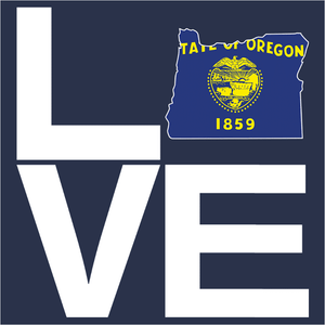 LOVE Oregon - (DSN-14780)