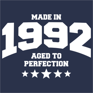 Athletic Aged to Perfection - 1992 - (DSN-10199)