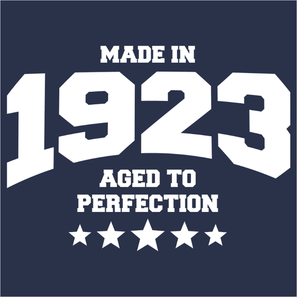 Athletic Aged to Perfection - 1923 - (DSN-10130)