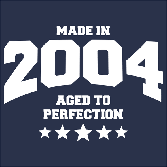 Athletic Aged to Perfection - 2004 - (DSN-10223)