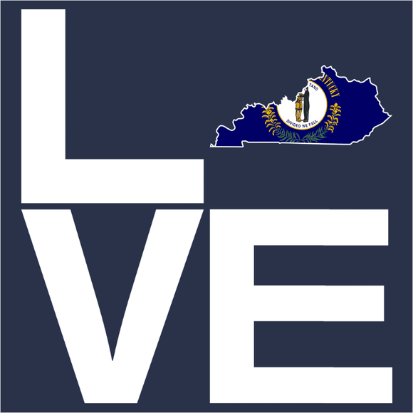 LOVE Kentucky - (DSN-14760)