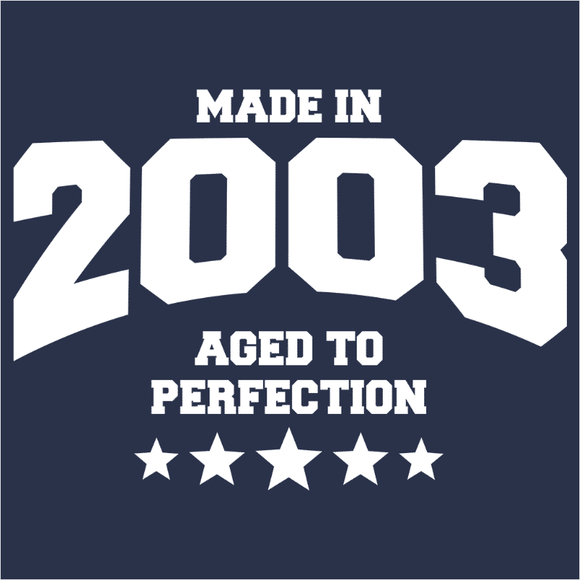 Athletic Aged to Perfection - 2003 - (DSN-10222)