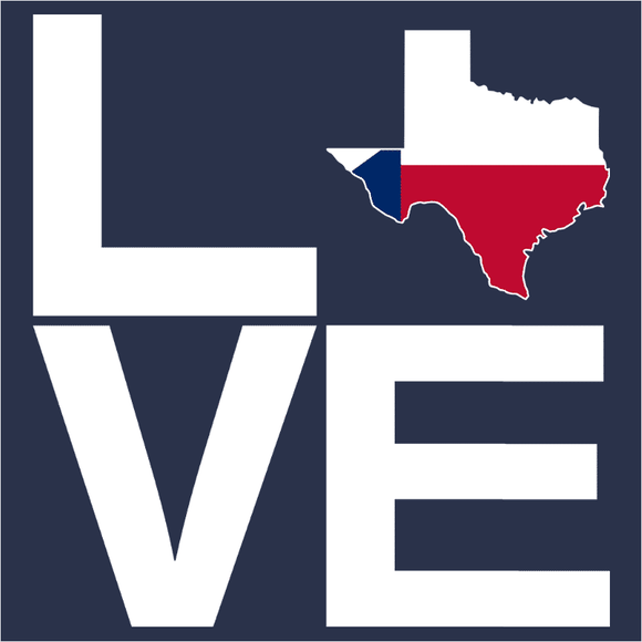 LOVE Texas - (DSN-14786)