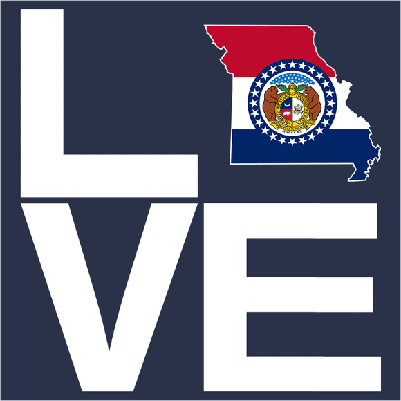 LOVE Missouri - (DSN-14768)