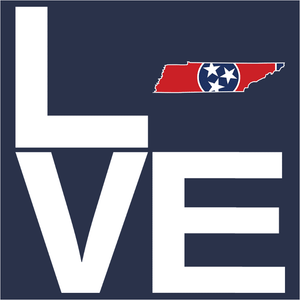 LOVE Tennessee - (DSN-14785)