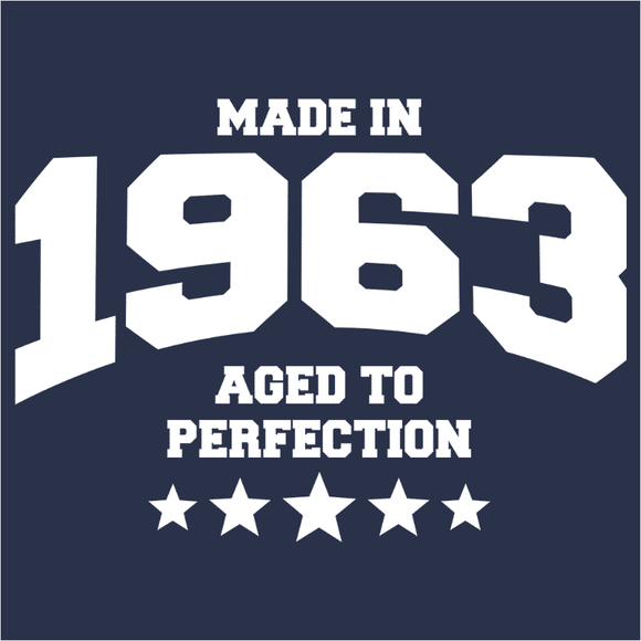 Athletic Aged to Perfection - 1963 - (DSN-10170)