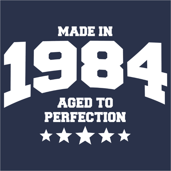 Athletic Aged to Perfection - 1984 - (DSN-10191)