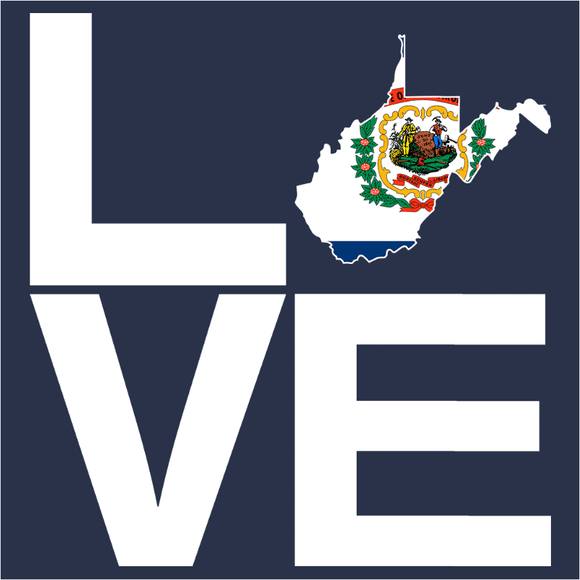 LOVE West Virginia - (DSN-14791)