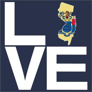 LOVE New Jersey - (DSN-14773)
