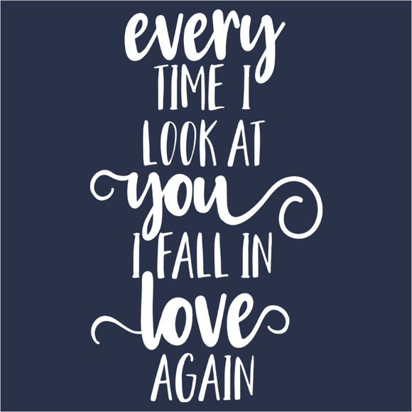 Every Time I Look At You I Fall In Love - (DSN-17795)