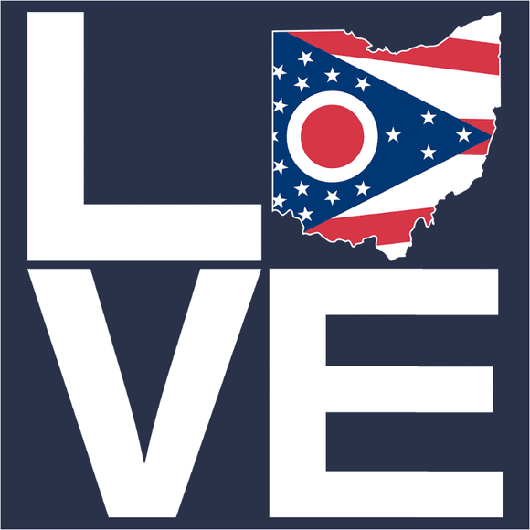 LOVE Ohio - (DSN-14778)