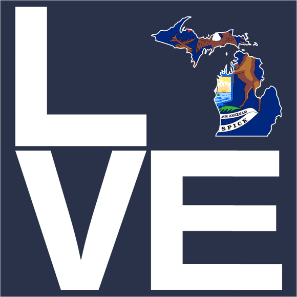 LOVE Michigan - (DSN-14765)