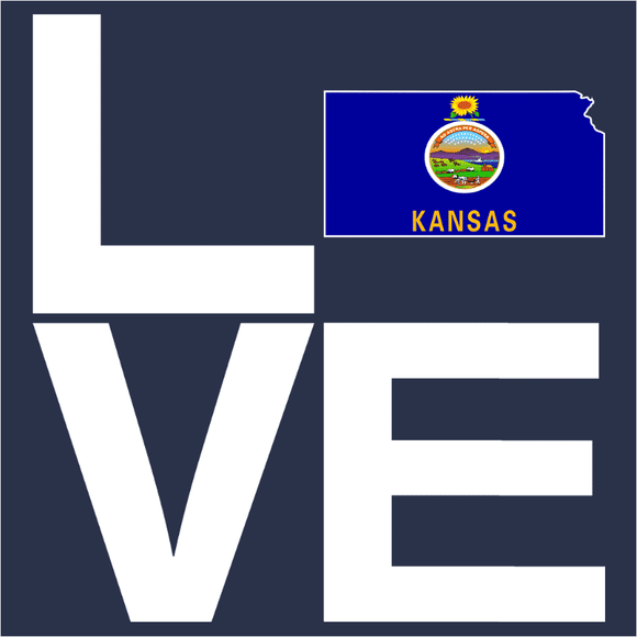 LOVE Kansas - (DSN-14759)