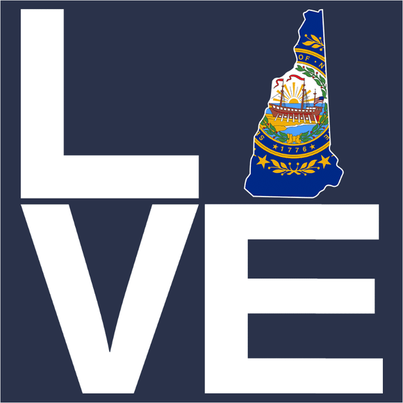 LOVE New Hampshire - (DSN-14772)
