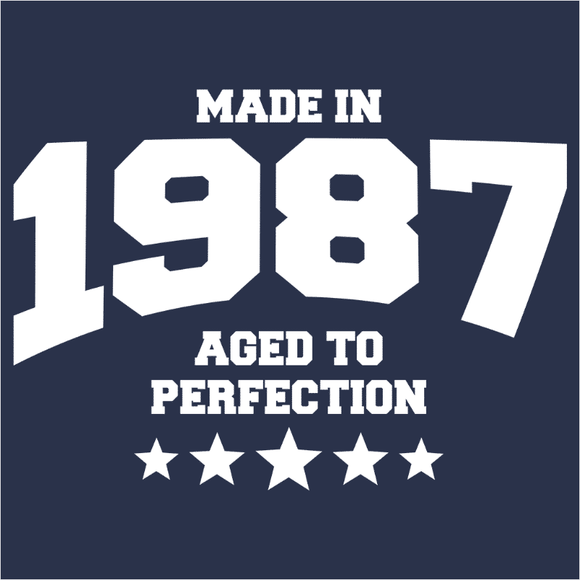 Athletic Aged to Perfection - 1987 - (DSN-10194)