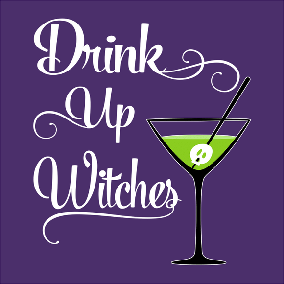 Drink Up Witches Poisoned Olive - (DSN-14945)