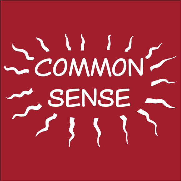 Common Sense is Tingling - (DSN-10316)