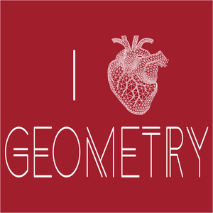 I Heart Geometry - (DSN-20024)