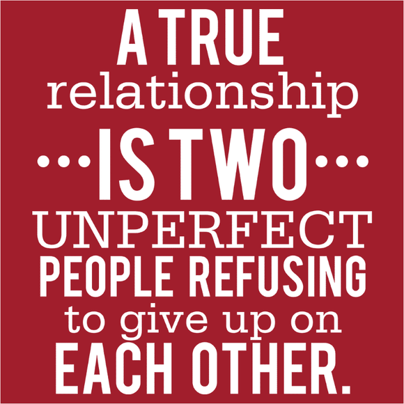 A True Relationship Refusing to Give Up - (DSN-17782)