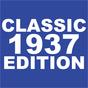 Classic 1937 Edition - (DSN-10676)