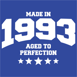 Athletic Aged to Perfection - 1993 - (DSN-10200)