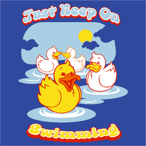 Just Keep On Swimming - (DSN-10677)
