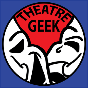 Theater Geek Badge - (DSN-20115)