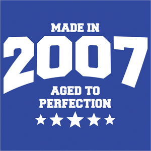 Athletic Aged to Perfection - 2007 - (DSN-10226)