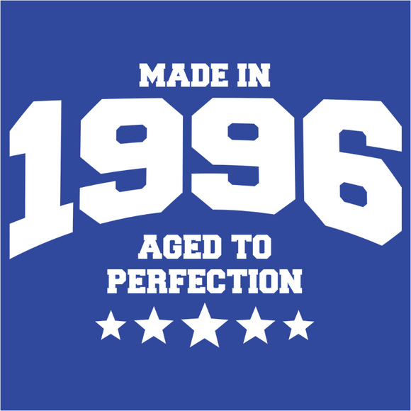Athletic Aged to Perfection - 1996 - (DSN-10203)