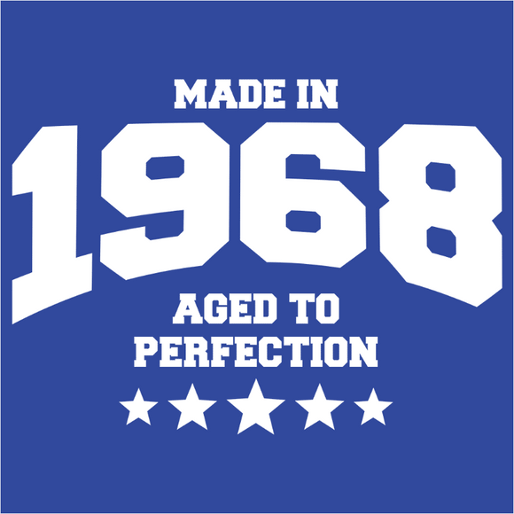 Athletic Aged to Perfection - 1968 - (DSN-10175)