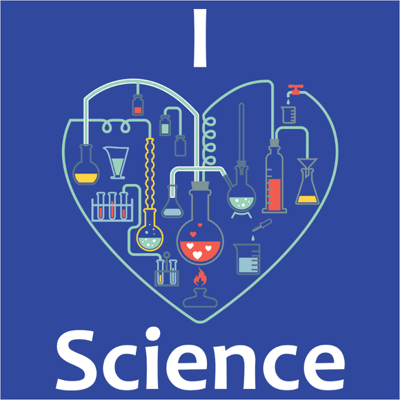 I Heart Science - (DSN-20025)