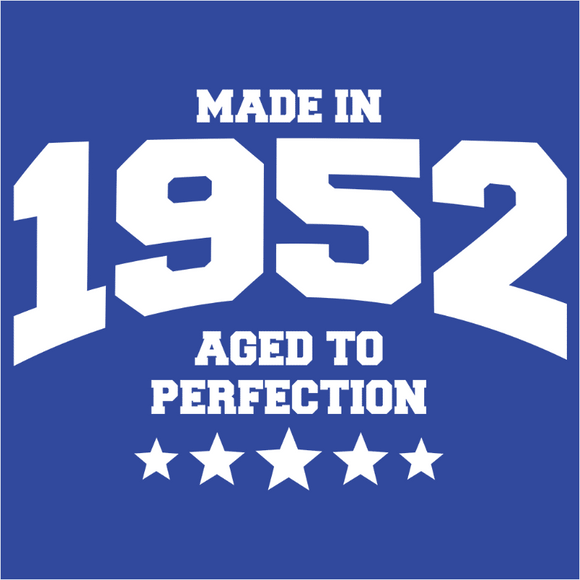 Athletic Aged to Perfection - 1952 - (DSN-10159)
