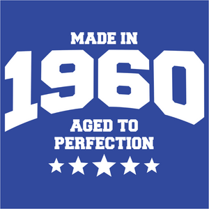 Athletic Aged to Perfection - 1960 - (DSN-10167)